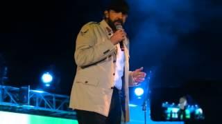 Juan Luis Guerra en Concierto Guayaquil 2013 - Burbujas de amor