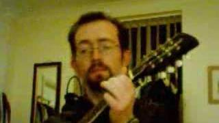 "ELECTRIC CELTIC MANDOLIN - ""The Star Above the Garter"""