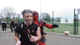 Marvel Cosplay Madness: Dances with Wolverines