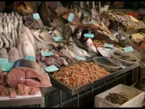 Food market – Rabat, Morocco