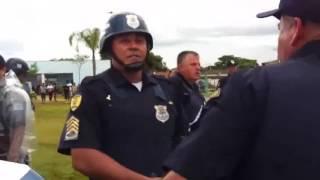 Prisão de Guilherme Boulos - MTST, -  SJC -Pinheirinho