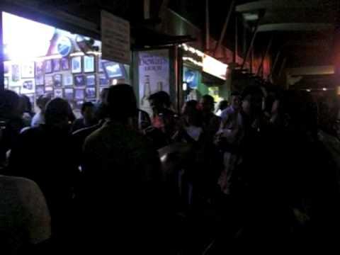 Salsa en La Placita in Santurce, Puerto Rico