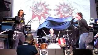 Bizarra Locomotiva- O Anjo Exilado (soundcheck) 21-12-2012 @ Sala TMN Ao Vivo