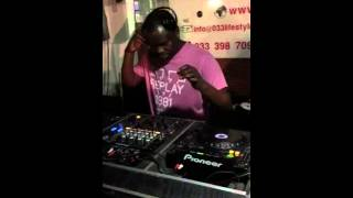 DJ Ganyani at 033 Lifestyle