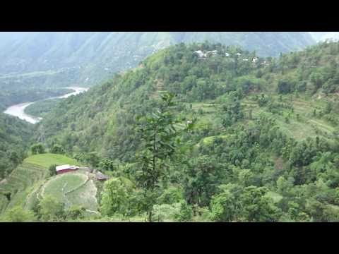 Pokhara, Syangja to Palpa- A most amazing and beautiful scenery