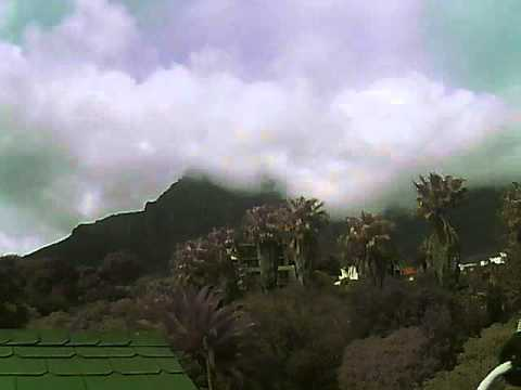 Timelapse Video – Table Mountain – 12/09/2011