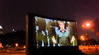 Sylvester Stallone introduces ROCKY | Philadelphia Steps Movie Screening
