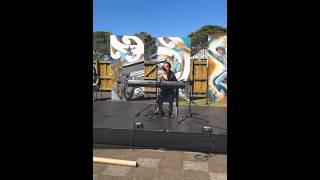 Ngati Whatua Talent Quest - Psalm performing 'Imagine, John Lennon'