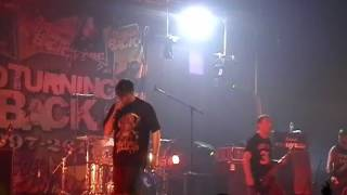 No Turning Back live @ Moita Metal fest 2017 - Portugal