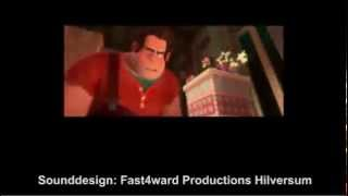 Belgische Voice Over - Vlaamse Voice Over - Demo: Wreck it Ralph