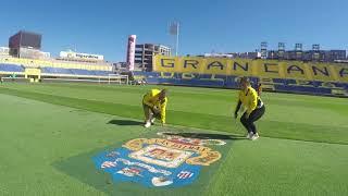 Visita guiada Estadio Gran Canaria