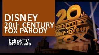 20th Century Fox Intro Disney