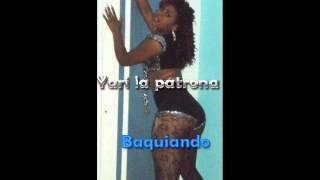 YARI LA PATRONA - BAQUIANDO - LO NUEVO 2012