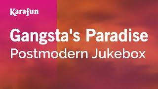 Karaoke Gangsta's Paradise - Postmodern Jukebox *
