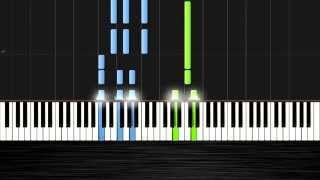 Sam Smith - Stay With Me - Piano Tutorial by PlutaX - Synthesia