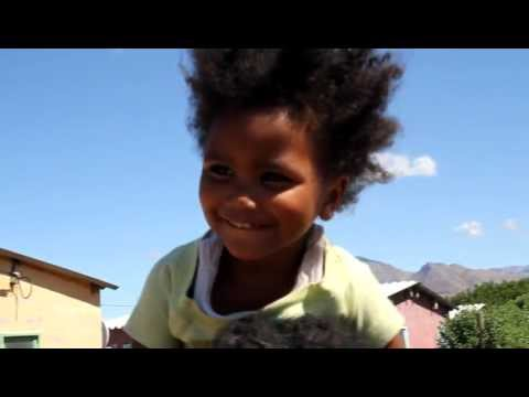 One of my little ones in South Africa!