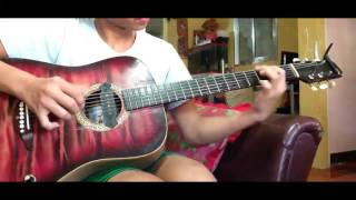 Di na Mababawi - Spongecola (Fingerstyle Cover by Lance Delivios)