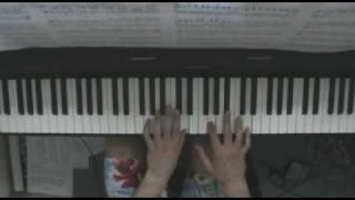 The Village Soundtrack - The Gravel Road - Piano