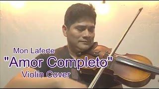 Mon Laferte - Amor Completo  ( Live Violín )- Ariel Nava Violín Cover