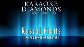 Rascal Flatts - Stand (Karaoke Version)