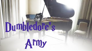 Dumbledore's Army - Harry Potter - Piano Cover