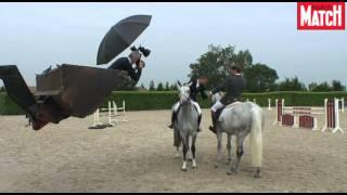 JO 2012 : Pénélope Leprévost et Kevin Staut, les centaures