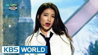 GFRIEND - ROUGH | 여자친구 - 시간을 달려서 [Music Bank K-Chart #1 / 2016.02.05]