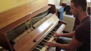 Avicii - Wake Me Up (Piano Cover by Igor Garnier)