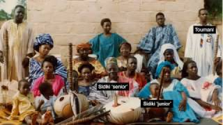 Sidiki Diabaté avec son père vidéo