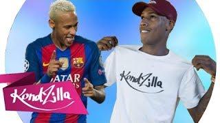 Neymar Jr - MC Kekel - Bigodar (KondZilla) - (Toninho Moura)