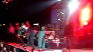 Arcángel - me enamoré de la glock (en vivo) Luna Park Argentina
