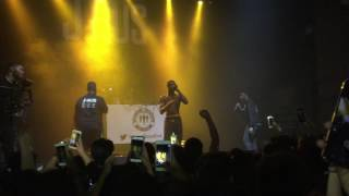 Jhus performs Did you see LIVE (Birmingham O2 institute)