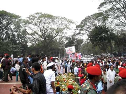 Ekushey February, Dhaka, Bangladesh (International Mother Language Day)