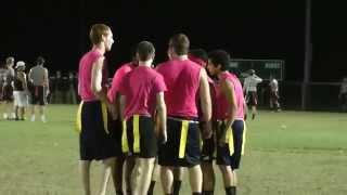 FSU ZBT IM Flag Football - 10/1/14