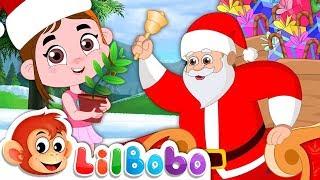 Jingle Bells | Christmas Songs for Children | Nursery Rhymes for Kids | Little BoBo