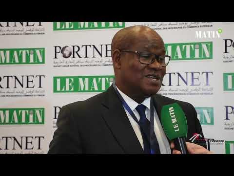 Video : Logismed 2019 : Déclaration de Isidore Biyiha