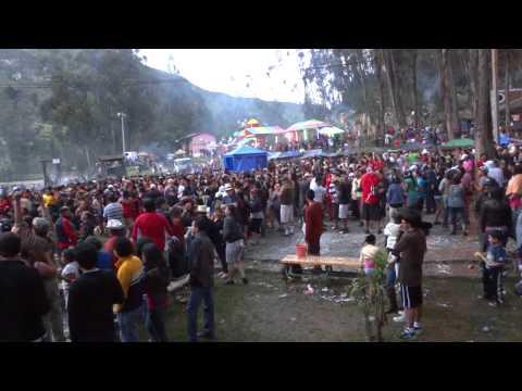 CARNAVAL DE SIGSIG 2012