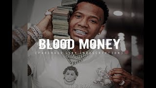 "[FREE] MONEYBAGG YO TYPE BEAT 2018 ""Blood Money"" (Prod. By @two4flex) | NEW INSTRUMENTAL"
