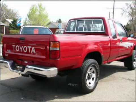 1992 toyota pickup problems online manuals and repair information. Black Bedroom Furniture Sets. Home Design Ideas