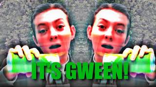 Reviewbrah - It's Gween (I'm Blue Eiffel 65) Music Video