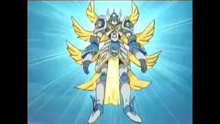 Angemon Y Angewomon Digievolucion a Mega