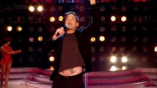 Robbie Williams - Rock Dj (Live on Strictly Come Dancing)