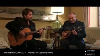 GUITAR & MANDOLINO DUO #1 - Nino Rota - The Godfather Il Padrino