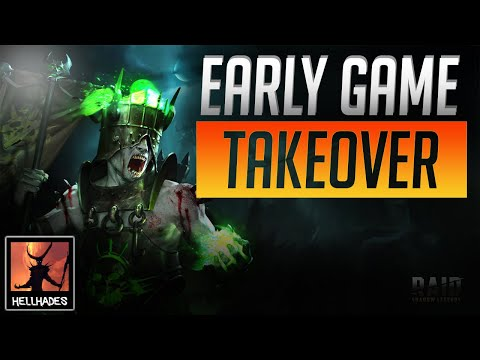 RAID: Shadow Legends | EARLY GAME ACC TAKEOVER | TIPS FOR CLANBOSS | WHO TO GEAR | GIVEAWAY WINNER