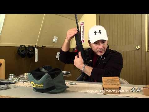 Video: Crosman 1077 Air Rifle - Airgun Reporter Episode #79   Pyramyd Air