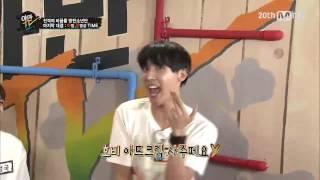 BTS J-Hope Dancing Ice Cream Cake - Red Velvet