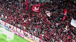 #100 Torcida do Atlético-PR na Arena da Baixada: EU SOU CAVEIRA SIM, SENHOR