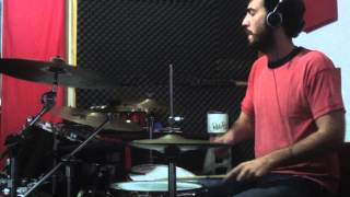 Divididos - Alma de Budin - Drum Cover