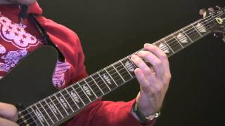 Kasabian Underdog Guitar Lesson - How To Play Underdog On The Guitar