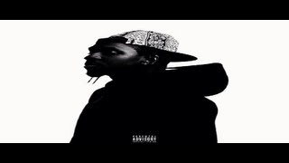 Pusha T - Nosetalgia (ft. Kendrick Lamar) **[SONG+LYRIC VIDEO]** HD **BRAND NEW 2013**